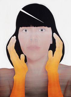 Jenny Morgan, Jennymorganart.com, art, face, hands #jenny #jennymorganartcom #art #hands #morgan #face