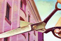 #building#pink#