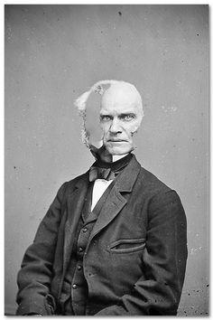 Manuel Birnbacher #photograph #portrait #black and white #collage #civil war