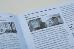 The Art of Conversation - Inventory Studio #page #print #publication #stock #layout #paper