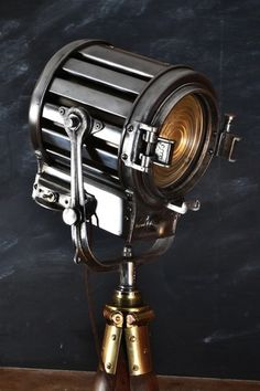 Mole Richardson Theatre Lamp #wwwartifact #http #lightingcom
