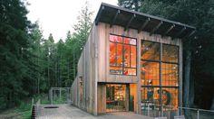 LUNDBERG/BREUER CABIN #inspiration #architecture