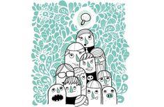 BUSCAROV IV #illustration #design #brainstorm