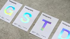 Holography. on Behance
