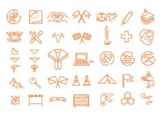 Kitkat Pecson – Plus63 Design Co.Mission #illustration #icons