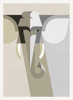 African Elephant Portrait #lumadessa #portrait #elephant