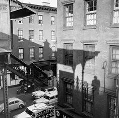Self-Portrait, Vivian Maier #photography