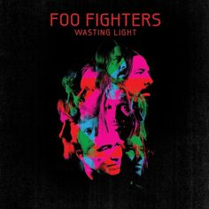 Foo_Fighters_Wasting_Light_Album_Cover.jpg (1500×1500) #halftone #album #fighters #colorful #art #foo #wasting #light