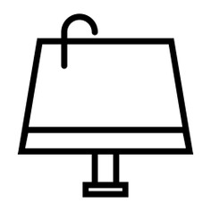 See more icon inspiration related to lamp, light, technology, illumination and Tools and utensils on Flaticon.