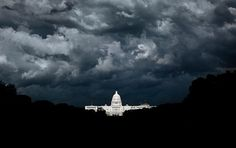 Storm at the Capitol | PDN Photo of the Day #photography