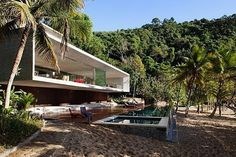 FFFFOUND! #beach #architecture #paradise