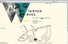 Foreign Policy Design Group » 13 Wives : Web #interactive #group #policy #design #foreign #web