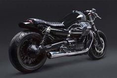 Project C2 by Venier Customs #MotoGuzzi #VenierCustoms #California