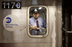 Newyorksubwaydrivers 5 #york #portrait #subway #new