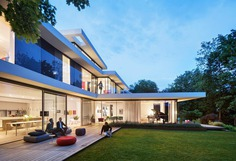 Saarbrücken Villa / Weber + Hummel Architekten