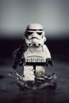 star wars #lego #stormtrooper #wars #star #miniature #macro