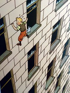 Tin Tin #tintin #comic
