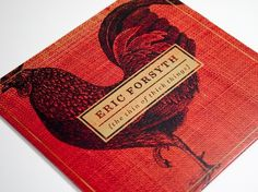 Eric Forsyth : mCroxton Design #cover #album #cock