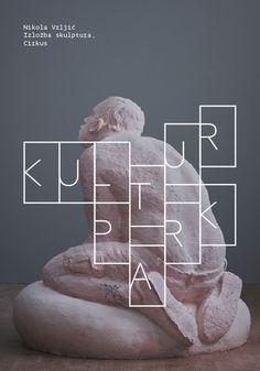 Kulturpark on Behance #identity #graphic design