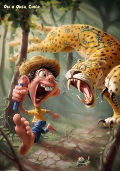 Daily Inspirations no. 112 » Design You Trust #characters #funny