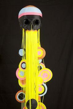 Buamai - Jim's Skulls | Design You Trust. World's Most Provocative Social Inspiration. #art