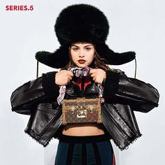 Selena Gomez stuns in her first-ever campaign for Louis Vuitton #SelenaGomez #LouisVuitton #NicolasGhesquie