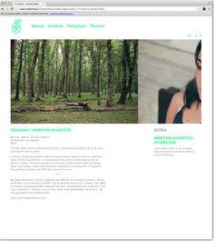Asa Nisi Masa • On line Gallery on Behance #graphicdesign #webdesign