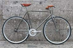 Cicli Maestro Milano #italian #single #speed #bicycle