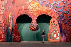 Art Basel modern artexhibition