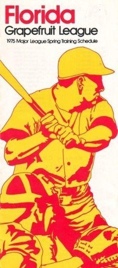 It's a long season. #baseball #vintage #typography