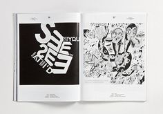 Slanted #13 – Grotesque1 | Slanted Typo Weblog und Magazin