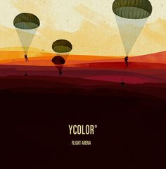 yColor° on the Behance Network #fiskerstudio #visser #flight #rafdevis #de #fisker #ralph #arena #ycolor #raphael