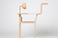 Symbiotic Objects: Human And Object Relations Redefined - IPPINKA Xiang Guan designed a set of symbiotic furniture to redefine this mentality of using and disposing.