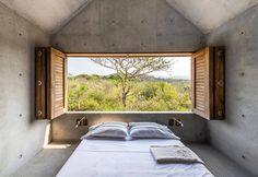 Tiny Concrete House