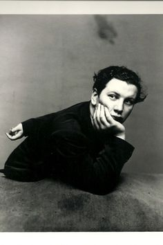 The Genius Of Irving Penn (Vogue.com UK) #white #irving #penn #black #photography #portrait #and