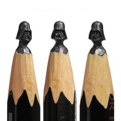 Amazing pencil art sculptures by Salavat Fidai