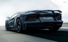 Mansory Lamborghini Aventador – Photography Wallpapers