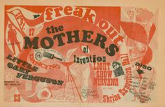 music, poster, Frank Zappa