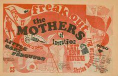 music, poster, Frank Zappa