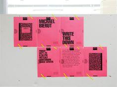 Andrew LeClair #modular #poster