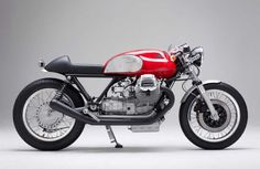Moto Guzzi Le Mans III by Kaffeemaschine #build #retro #racer #cafe #guzzi #custom #moto #motorcycle