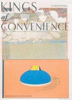 Kings of Convenience | Sonnenzimmer - Sonnenzimmer #sonnenzimmer #print #screen #illustration #typography