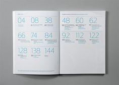 cla-se / Claret Serrahima #spain #agbar #irc #annual #barcelona #report #numbers #blue #clase #editorial #typographym