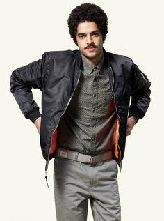 Stussy Mens Fall 2012 Lookbook 19 #fashion #mens #clothing #stussy