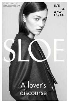 SLOE #antonia #sloe #mattthias #design #graphic #studio #fashion #siegmund #last #berlin