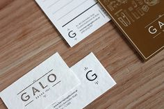 GALO on Behance
