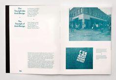 Polygon PORTFOLIO OF FABIAN BREMER #print #layout #editorial
