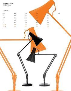 Margaret Howell Calendar 2009 (August) | Flickr - Photo Sharing!