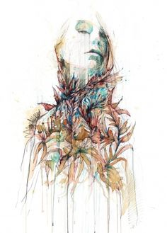 Eyestorm Online Gallery - Parassita by Carne Griffiths