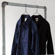 Convoy #jacket #blue